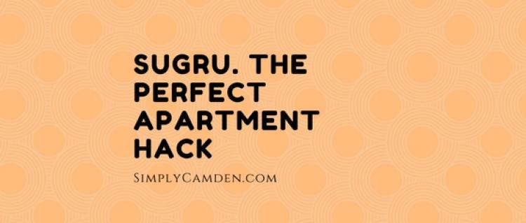 Sugru. The Perfect Apartment Hack