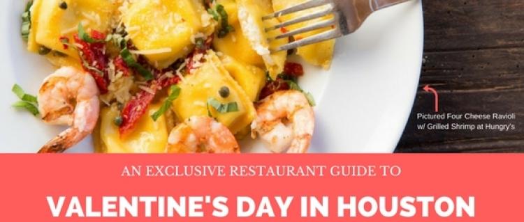 top 11 houston restaurants for valentine's day 2017, Ideas