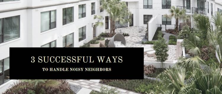 3 Successful Ways to Handle Noisy Neighbors