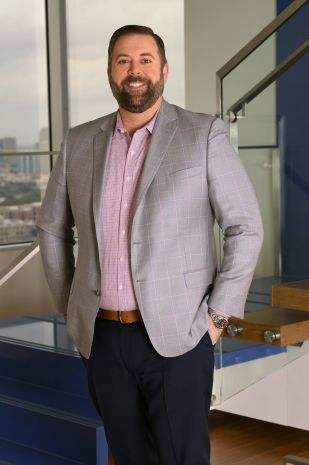 Josh Lebar is Senior Vice President - General Counsel of Camden Property Trust