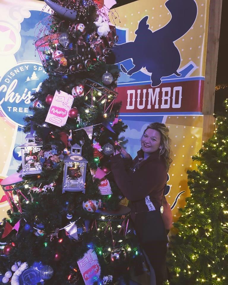 Disney's Dumbo Christmas Tree